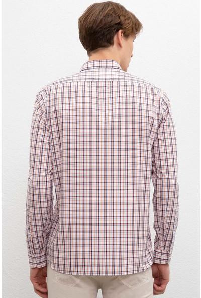 U.S. Polo Assn. Erkek Dokuma Gömlek 50220097-Vr051