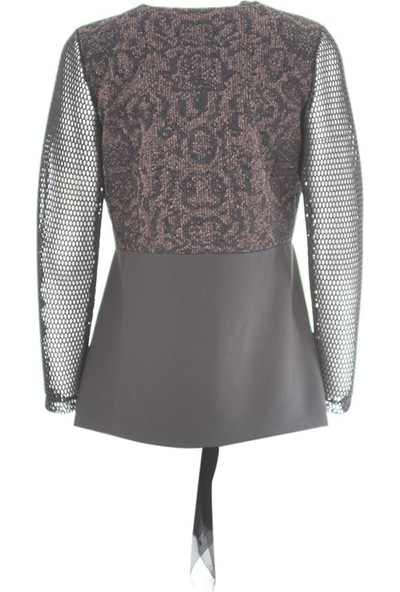 Miarte 18267 Kadın Ceket Siyah