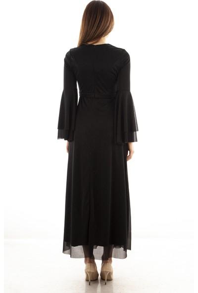 Ardanewline Kadın Siyah Elbise 1024187-10.01