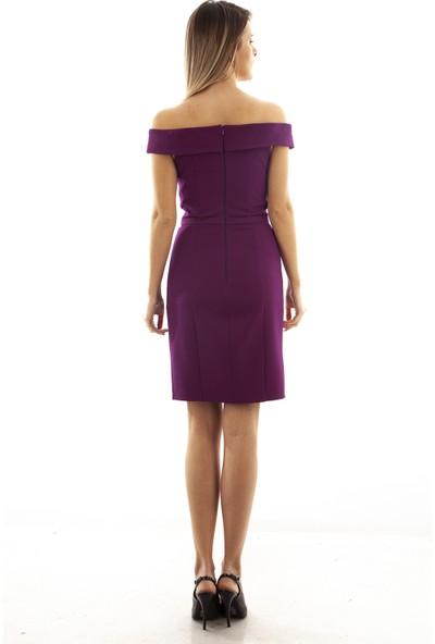 Ardanewline Kadın Violet Elbise 1608167-13.273