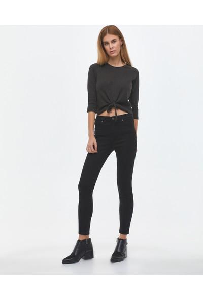 LTB Arıana X Black Wash Kadın Pantolon