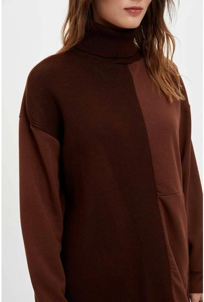 Defacto Uzun Sweatshirt