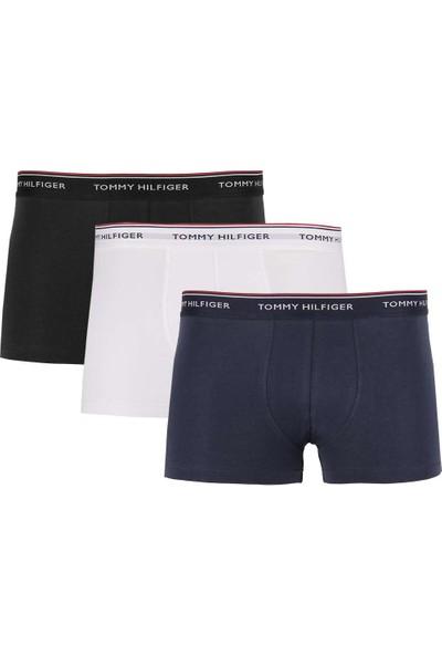 Tommy Hilfiger Erkek 3'lü Boxer 1U87903842-114