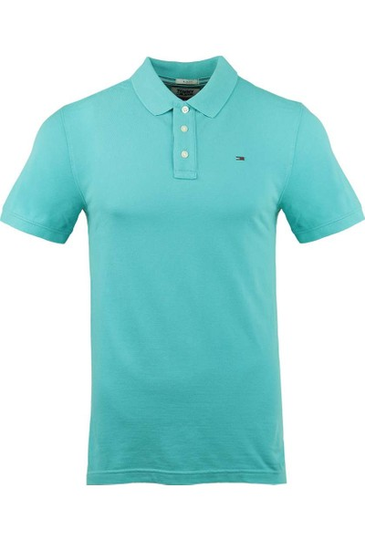 Tommy Hilfiger Erkek T-Shirt Dm0Dm00488-414