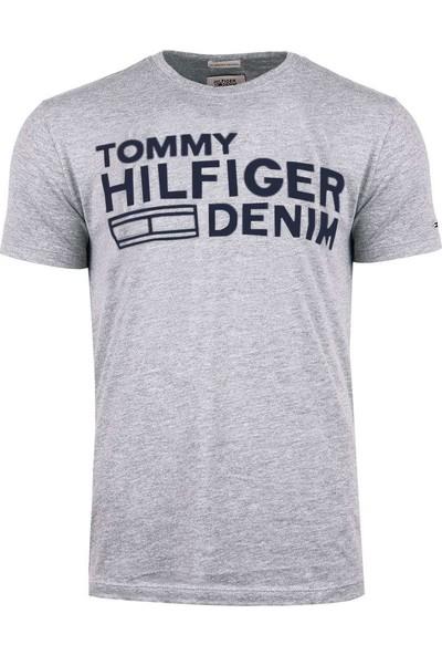 Tommy Hilfiger Erkek T-Shirt Dm0Dm02192-038