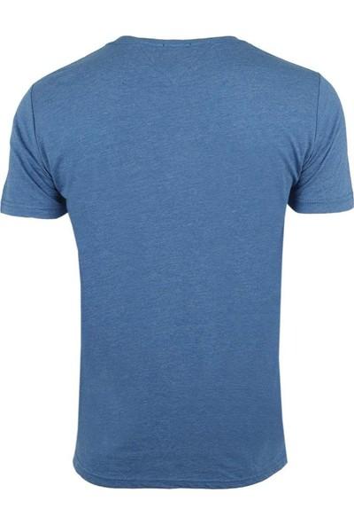 Tommy Hilfiger Erkek T-Shirt Dm0Dm04148-407