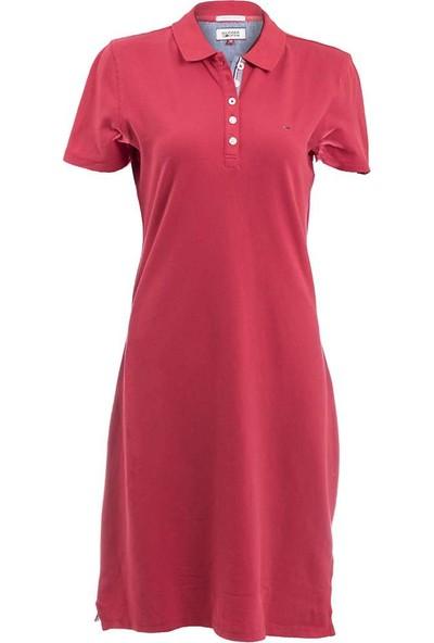 Tommy Hilfiger Kadın Elbise Dw0Dw01711-660