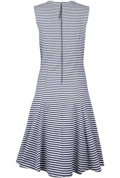 Tommy Hilfiger Kadın Elbise Dw0Dw01982-901