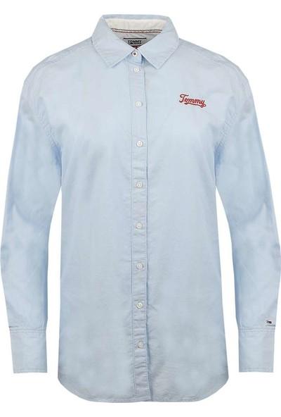 Tommy Hilfiger Kadın Gömlek Dw0Dw05260-400