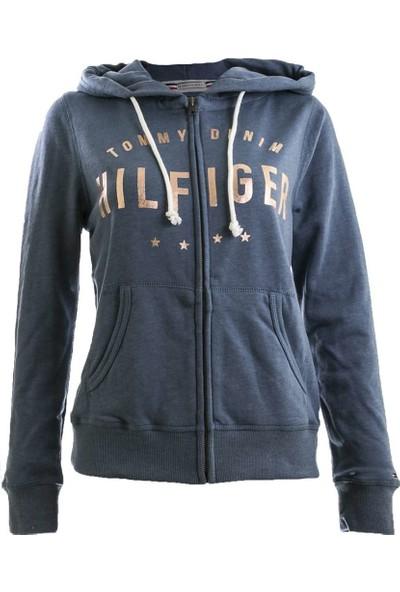Tommy Hilfiger Kadın Sweatshirt Dw0Dw01677-412