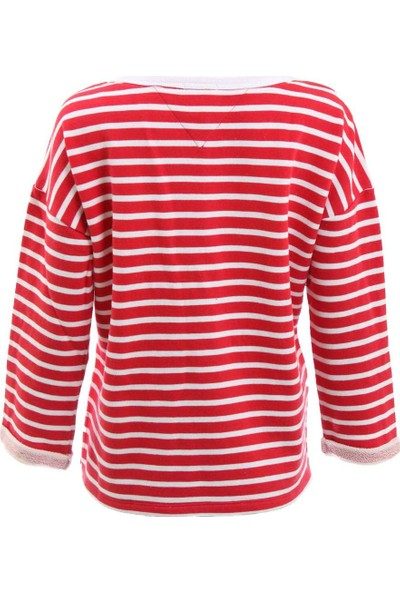 Tommy Hilfiger Kadın Sweatshirt Dw0Dw01681-901