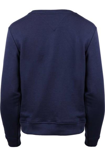 Tommy Hilfiger Kadın Sweatshirt Dw0Dw04085-002