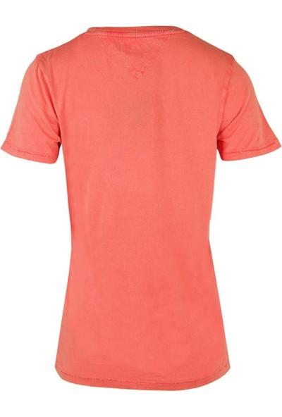 Tommy Hilfiger Kadın T-Shirt Dw0Dw03923-689