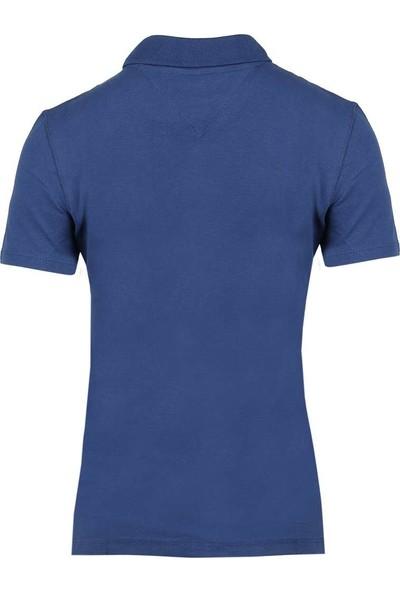 Tommy Hilfiger Kadın T-Shirt Dw0Dw04513-428