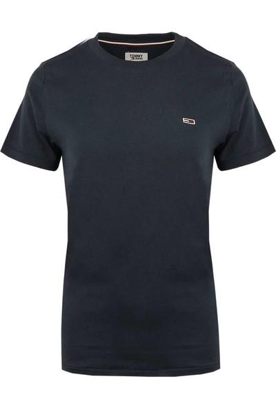Tommy Hilfiger Kadın T-Shirt Dw0Dw04681-002