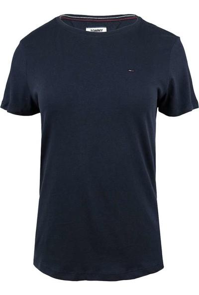 Tommy Hilfiger Kadın T-Shirt Dw0Dw05938-002