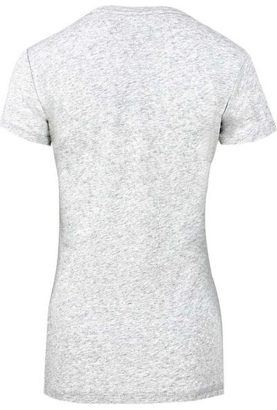 Tommy Hilfiger Kadın T-Shirt Dw0Dw06453-038