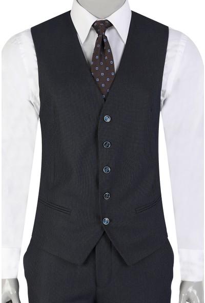 Twn Slim Fit Lacivert Kombinli Takım Elbise