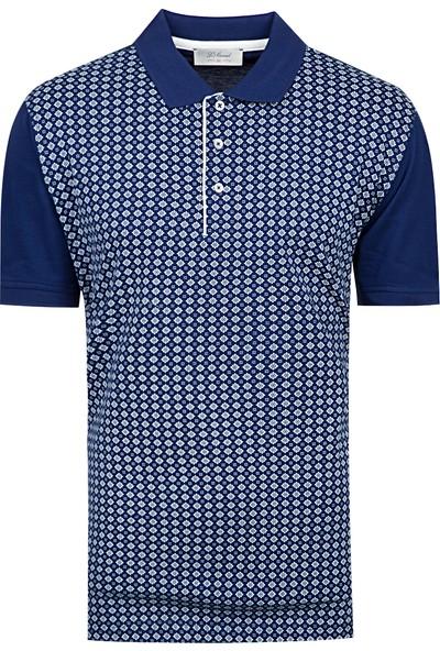 D's Damat Regular Fit Saks Mavi T-Shirt