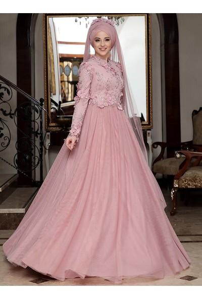 Al-Marah Pudra Behrem Abiye Elbise