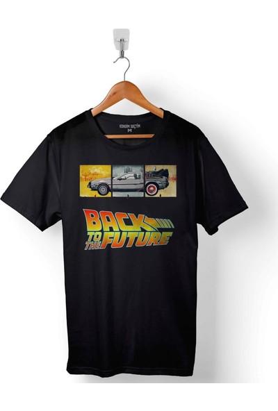 Kendim Seçtim Back To The Future Geleceğe Dönüş Erkek Tişört