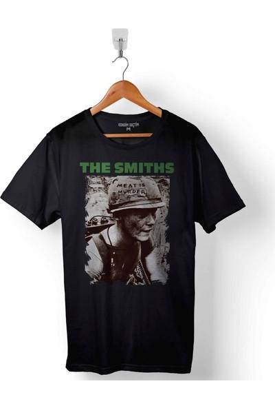 Kendim Seçtim The Smiths Meat Is Murder Erkek Tişört
