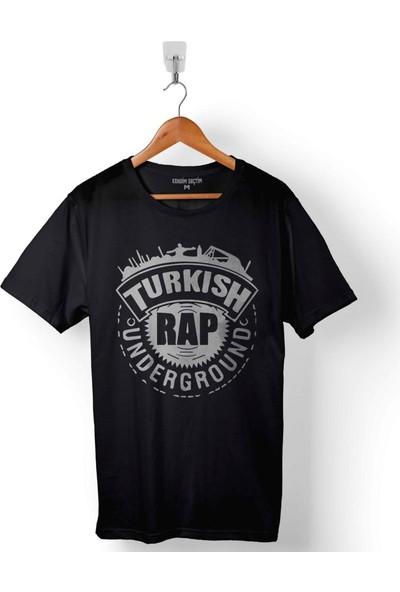 Kendim Seçtim Turkish Rap Underground Türkçe Rap Erkek Tişört