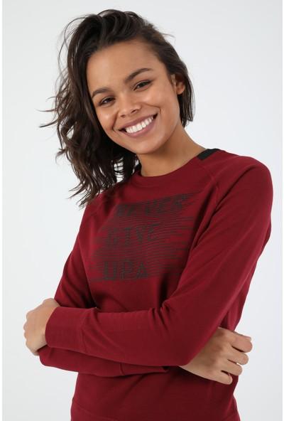 Airlife Kadın Sporcu Sweatshirt