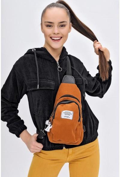 Deppoist Kadın Çapraz Askı Çanta