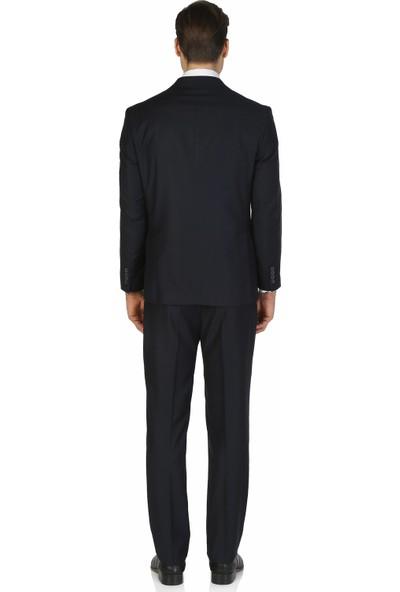 Morven Basic Regular Fit Takım Elbise Lacivert