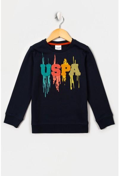 U.S. Polo Assn. Erkek Çocuk Sweatshirt 50215872-Vr033