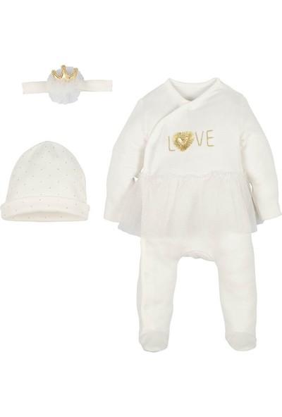 İdilbaby Bebek Tulum Takımı 13260