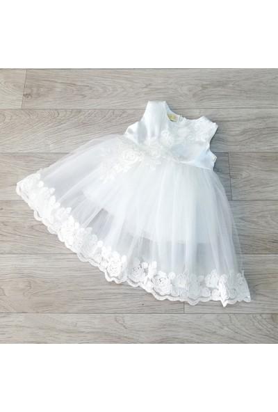 Pinky Kız Bebek Abiye Kız Çocuk Elbise
