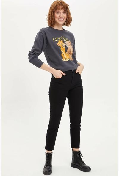 DeFacto Walt Disney Lisanslı Sweatshirt M9551AZ19WN