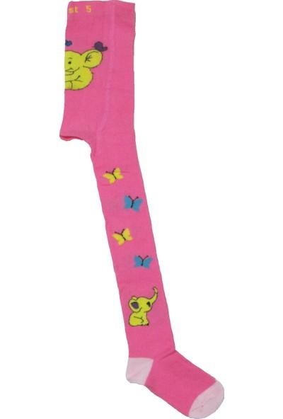 First Socks Kız Çocuk Külotlu Çorap
