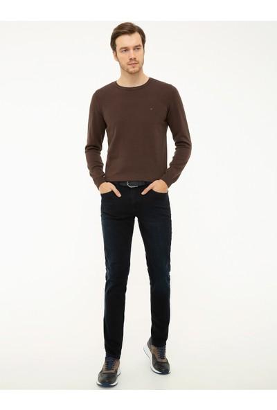Cacharel Erkek Günlük Denim Pantolon