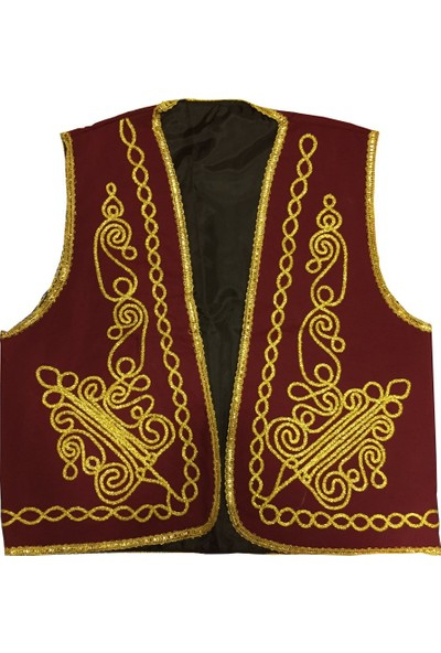 Osmanlı Yeleği Kına Erkek Kıyafeti