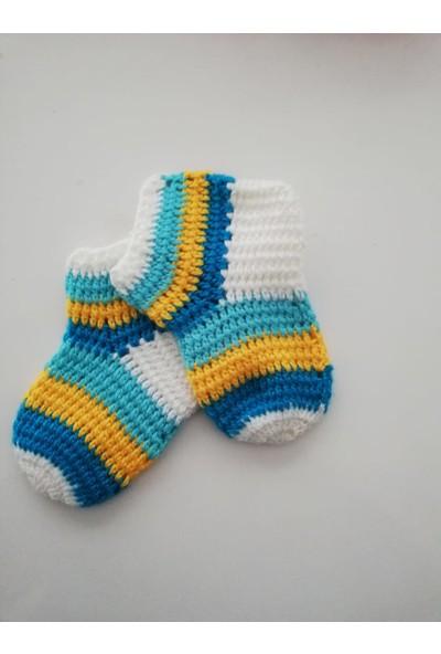 Nuh Home Kışlık Patik Çorap