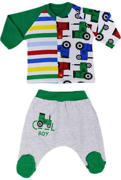 Babycool 42387 Traktör 2'li Bebek Takımı 9 - 12 ay