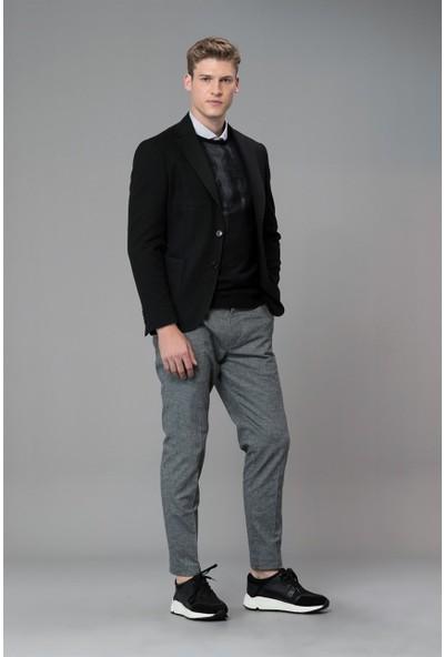Lufian Erkek Slim Fit Nox Spor Blazer Ceket