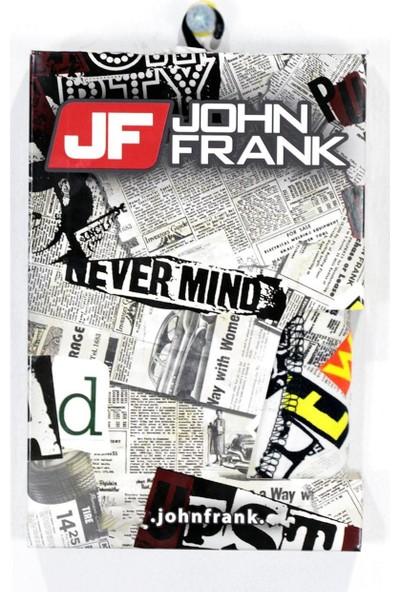 John Frank Dijital Erkek Boxer New Colors