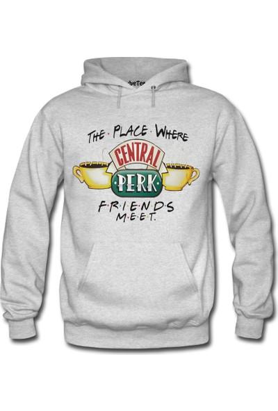 Dyetee Central Perk Kadın Sweatshirt