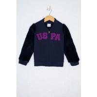 U.S. Polo Assn. Kız Çocuk Sweatshirt 50210580-Vr033