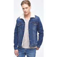 Ltb Wormi Tunami Wash Erkek Jeans Ceket