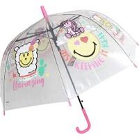 Ottonya Smiley Çocuk Şemsiyesi