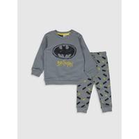 LC Waikiki Batman Erkek Bebek Takım 2'li