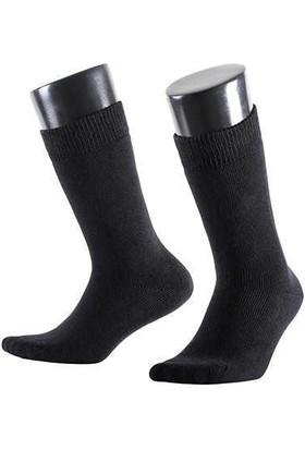 Pro Lambswool Yün Kaliteli Kışlık Erkek Çorap 6'lı