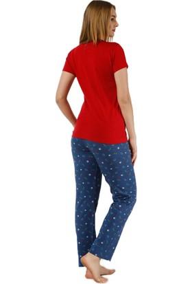 Akbeniz Kadın Pijama - 2365