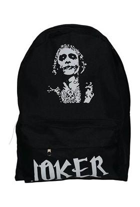 Çantacım Joker Baskılı Çanta