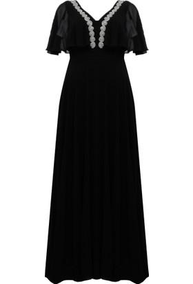 Mileny Şifon Abiye Elbise